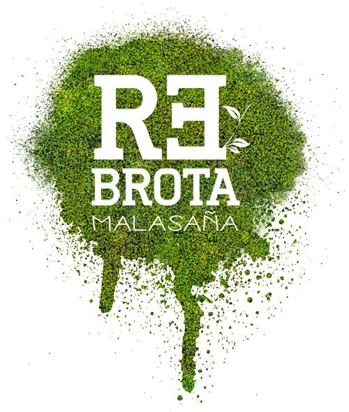 Logo del proyecto Rebrota Malasaña
