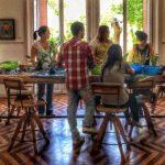 Taller de kokedamas y jardinería japonesa en Madrid