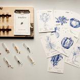 Kit de huerto de Fábrica de texturas y Rojomenta