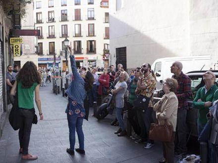 Paseo por Madrid con Rebrota Malasaña