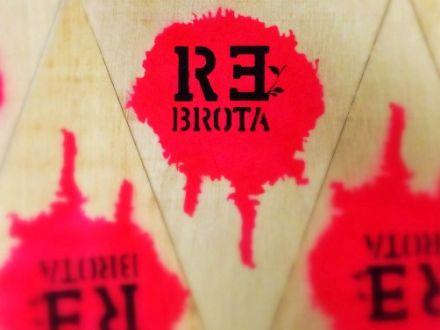 Logo de Rebrota Malasaña