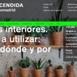 Cursos de jardinería en la Casa Encendida – marzo y abril 2018