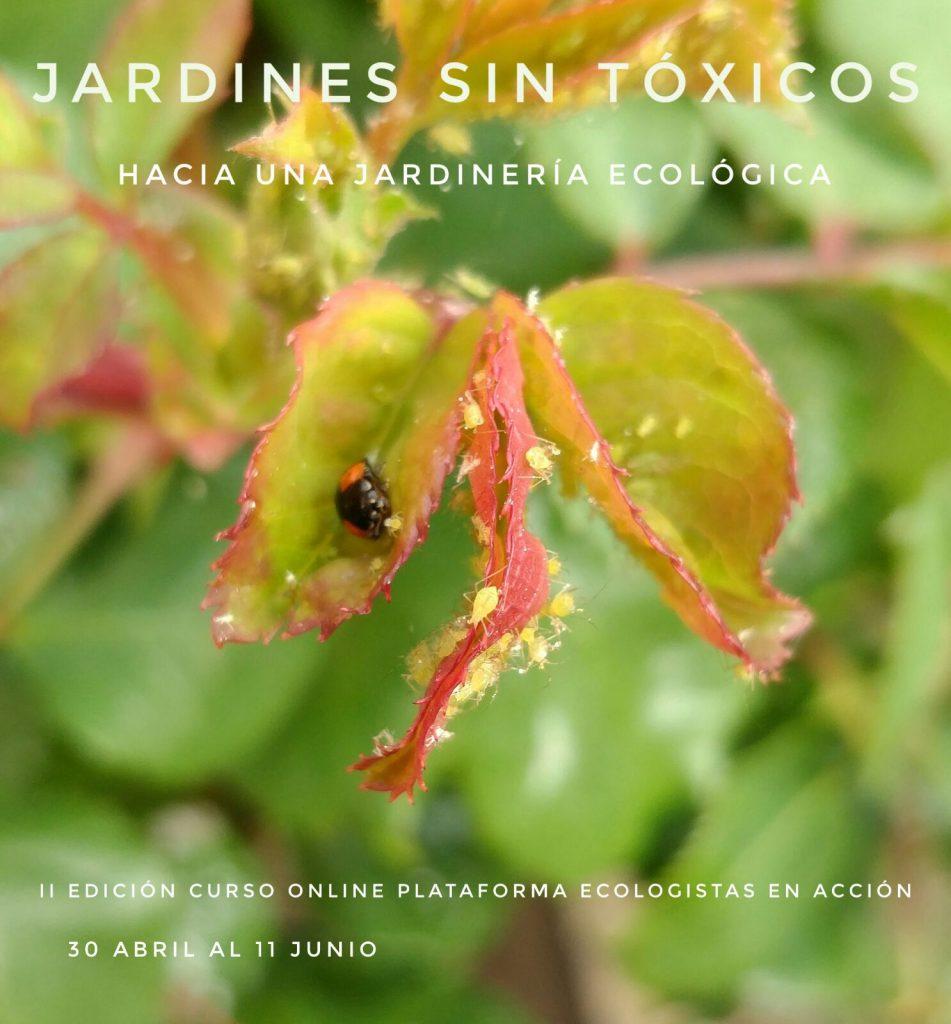 jardinería ecológica tratamientos fitosanitarios