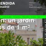 Curso de jardinería en La Casa Encendida – octubre y noviembre 2018