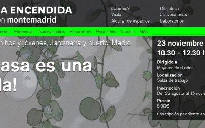 Cursos jardinería La Casa Encendida – otoño 2019